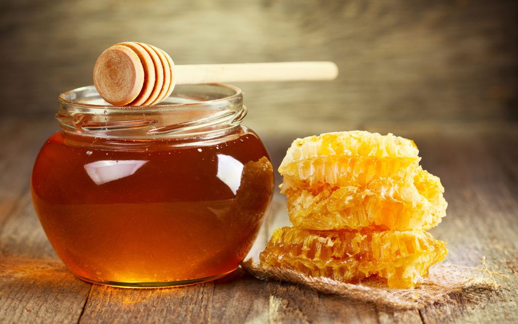 What is organic honey?